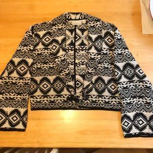 Vintage Aztec Blazer/Jacket